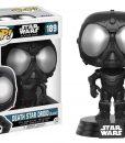 Star Wars Rogue One Funko POP! Bobble-Head figura - Death Star Droid (Black)