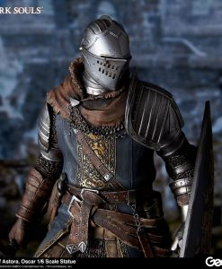 Dark Souls Szobor - 1/6 Oscar Knight of Astora