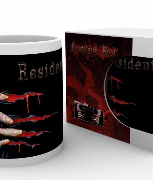 Resident Evil Bögre