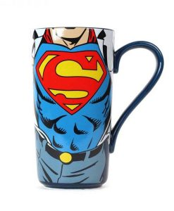 Superman Latte-Macchiato bögre - Super Strength