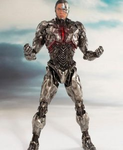 Justice League Movie ARTFX+ Szobor - 1/10 Cyborg (20cm)