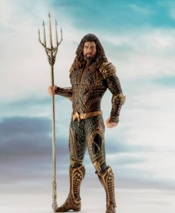 Justice League Movie ARTFX+ Szobor - Aquaman (20cm)