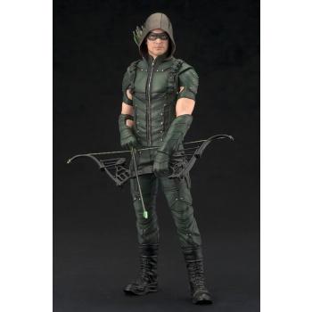 DC Comics Artfx+ Szobor - 1/10 Green Arrow (18cm)