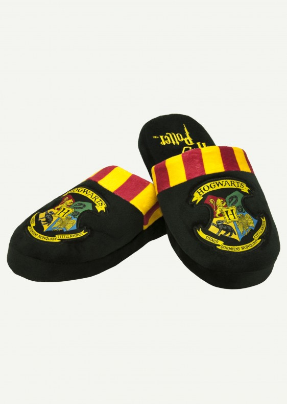 c8690192247f Hogwarts_Mule-Slippers-Harry Potter Hogwarts (Roxfort) férfi papucs