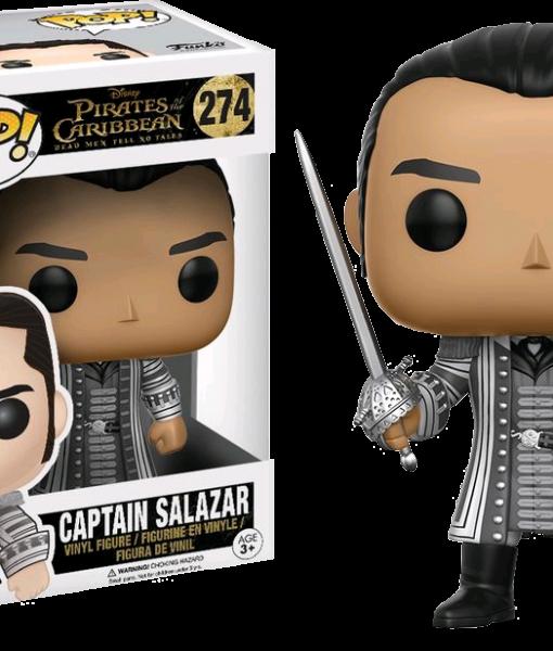 Pirates of the Caribbean Funko POP! figura - Salazar