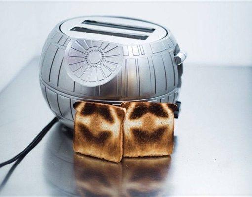 Star Wars - Halálcsillag toast sütő