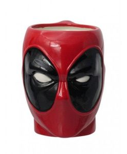 Marvel Comics Super Hero 3D bögre - Deadpool