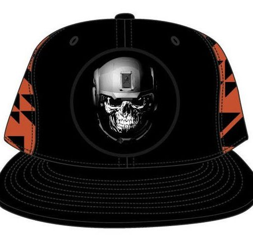 Call of Duty Snap Back Sapka - Know Your Enemy