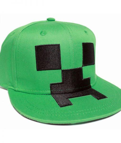 Minecraft Baseball Sapka - Creeper