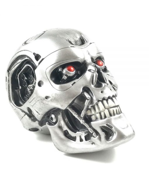 x_chcondskll Terminator Genisys Replica 1/2 Endoskull LC Excl. 14 cm