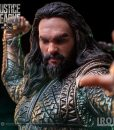 Justice League Art Scale Szobor – 1/10 Aquaman (22cm)
