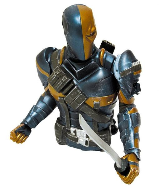 Batman Arkham Origins Persely - Deathstroke (15cm)