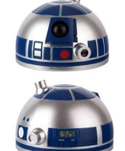 Star Wars,Episode VIII,projektor,ébresztőóra,R2-D2,Csillagok Háborúja,ZLTDSTAR486