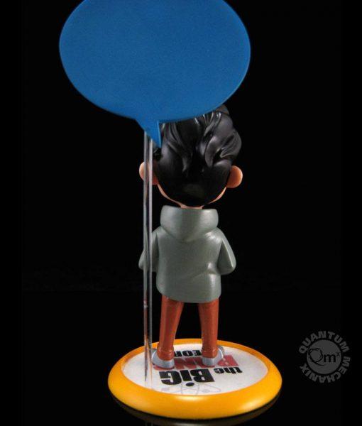 x_bbt-0100 The Big Bang Theory Q-Pop Figure Leonard Hofstadter 9 cm