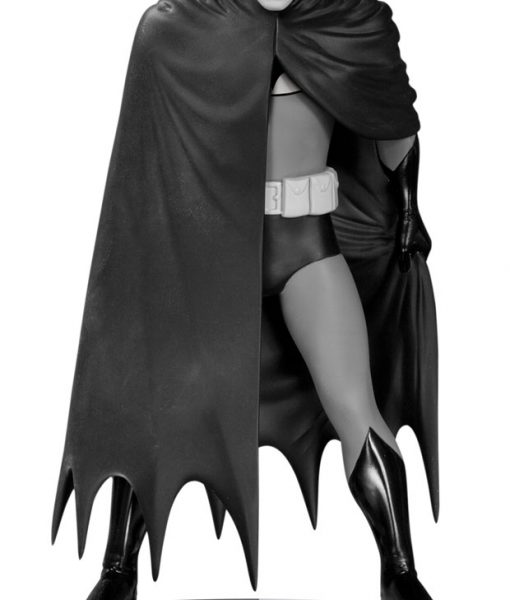 x_dccjun150355 Batman Black & White Statue David Mazzucchelli 2nd Edition 20 cm