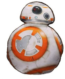 x_sdtsdt27582 Star Wars Pillow BB-8 45 cm