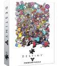 x_usapz119-520 Destiny Premium Puzzle