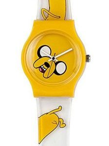 x_zltdadt1 Adventure Time Quartz Watch Jake