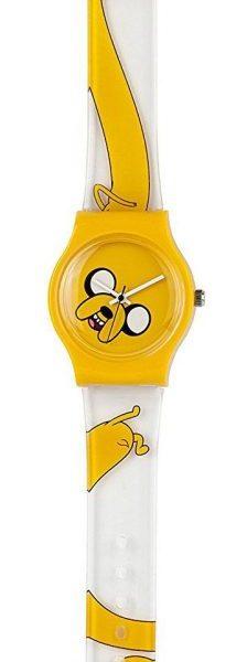 x_zltdadt1 Adventure Time Quartz Watch Jake