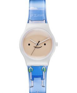x_zltdadt2 Adventure Time Quartz Watch Finn