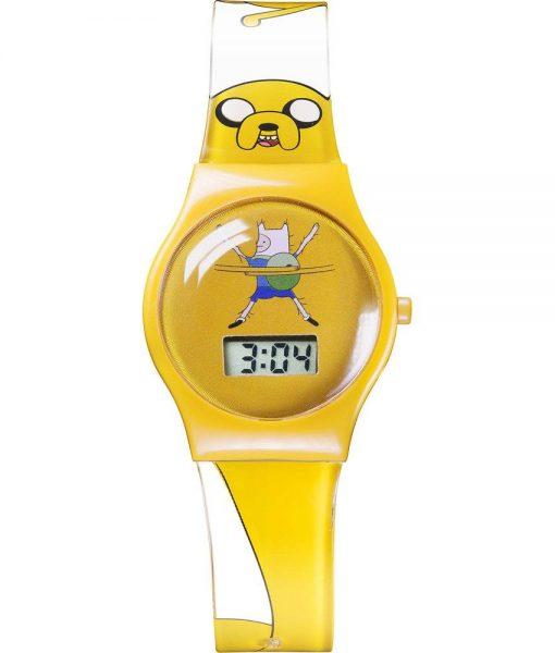 x_zltdadt3 Adventure Time LCD Digital Watch Jake