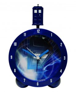 x_zltddr153 Doctor Who Alarm Clock Tardis