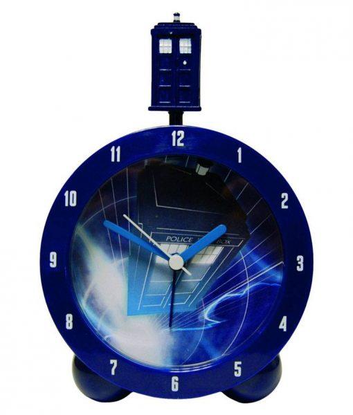 x_zltddr153 Doctor Who Alarm Clock Tardis