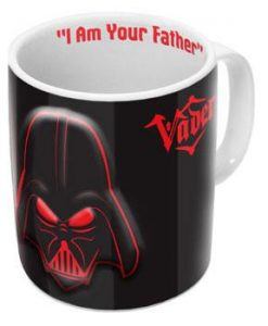 x_zltdstar150 Star Wars Mug Darth Vader I Am Your Father