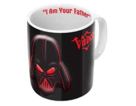 x_zltdstar150 Star Wars Mug Darth Vader I Am Your Father