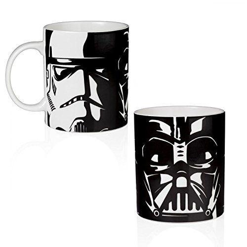 x_zltdstar340 Star Wars Mug Stormtrooper & Vader