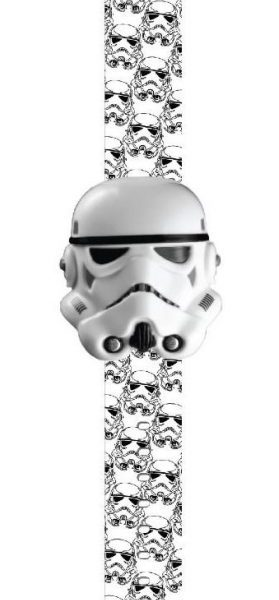x_zltdstar427 Star Wars LCD Watch Stormtrooper