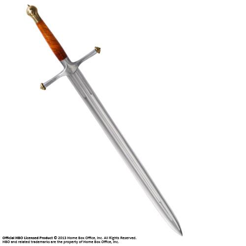 xnob0048 Game of Thrones Letter Opener Ice Sword 23 cm