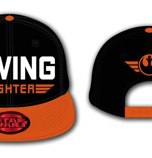 x_acswspacp105 Star Wars Episode VII Adjustable Cap X-Wing Fighter