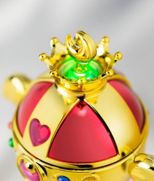 x_btn02250-3 Sailor Moon Proplica Replica The Holy Grail / Rainbow Moon Chalice 17 cm