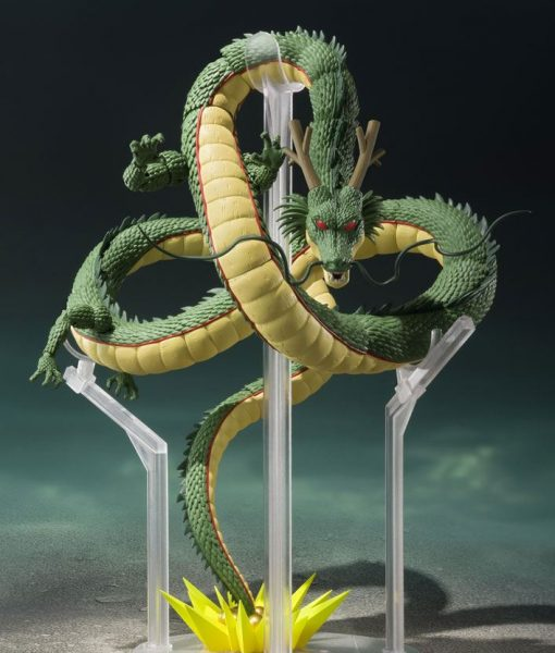 x_btn17563-6 Dragonball Z S.H. Figuarts Action Figure Shenrong 28 cm