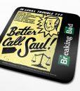 x_cs00102 Breaking Bad Coaster Better Call Saul 6-Pack