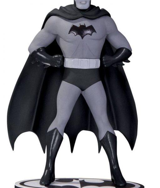 x_dccjul140296 Batman Black & White Statue Dick Sprang 20 cm