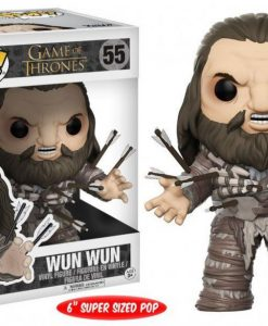 x_fk12222 Game of Thrones Super Sized POP! Television Vinyl Figure Wun Wun 15 cm