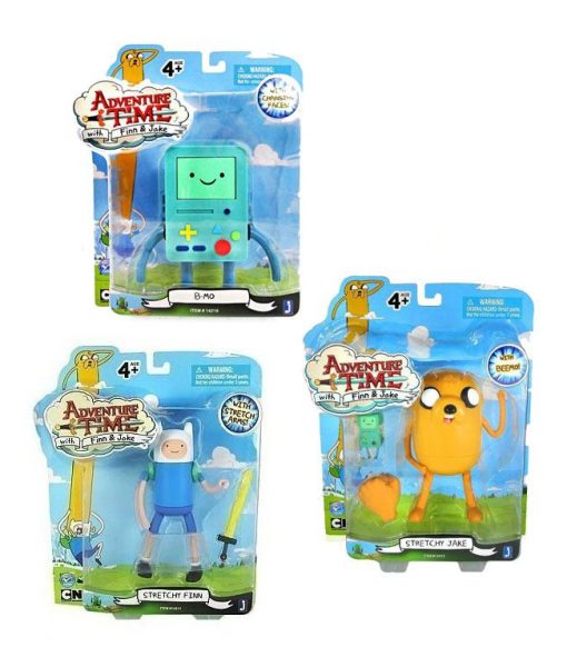 x_jaz142101 Adventure Time Action Figure Assortment 13 cm