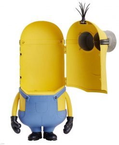 x_jpa90799 Minions Big Size Action Figure Minion Kevin 45 cm Case