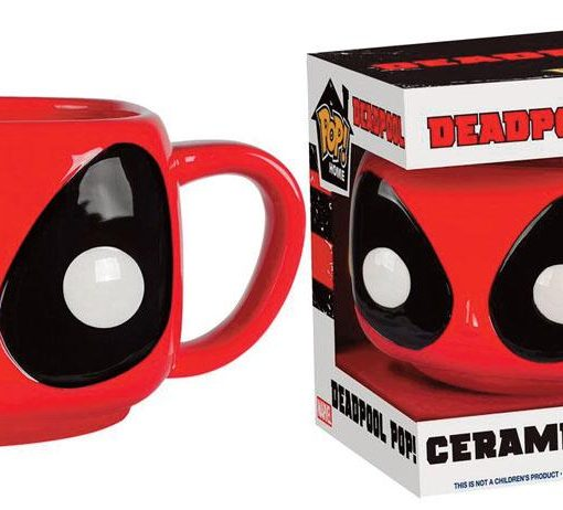 x_fk7708 Deadpool POP! Homewares Mug Deadpool
