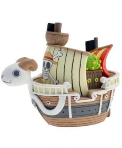x_p80043 One Piece Bust Bank Ship Going Merry 8 cm