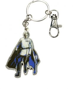 x_sdtsdt27618 Star Wars Rogue One Metal Keychain Director Krennic