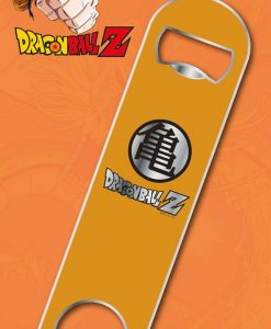 x_gye-bar0004 Dragonball Z Bar Blade / Bottle Opener Logo 12 cm