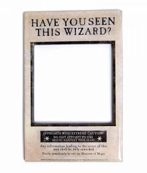 x_hmb-magmhp13 Harry Potter Fridge Magnet Photo Frame Sirius Black