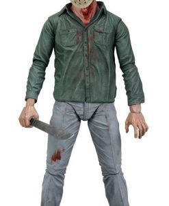 x_neca39702 Friday the 13th Part 3 Action Figure Ultimate Jason 18 cm
