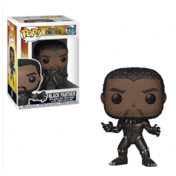 FK23129 Black Panther Movie POP! Movies Figures Black Panther 9 cm