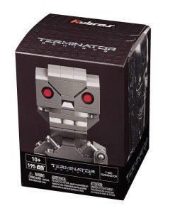 x_clr-2983 Terminator Genisys Mega Construx Kubros Construction Set T-800 Terminator 14 cm