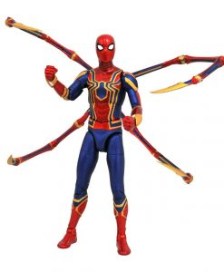 x_diamapr182169 Marvel Select Akciófigura - Avengers Infinity War Iron Spider-Man 18 cm