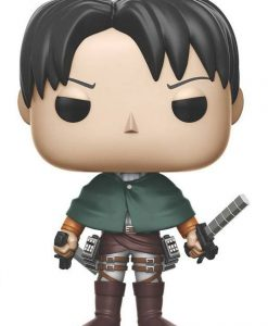 x_fk14196 Attack on Titan POP! Vinyl Figure Levi Ackerman 10 cm